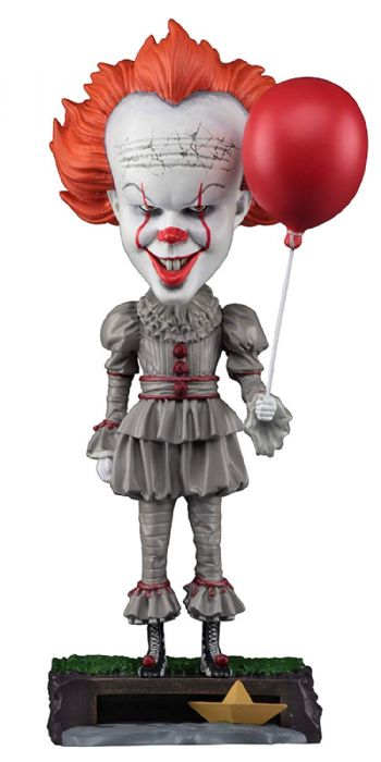 It Pennywise Head Knocker NECA